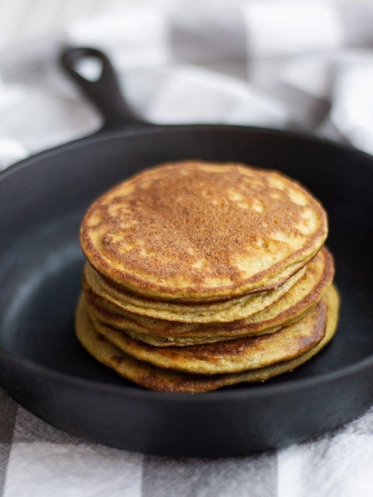 Tasty Almond Flour Pancakes
