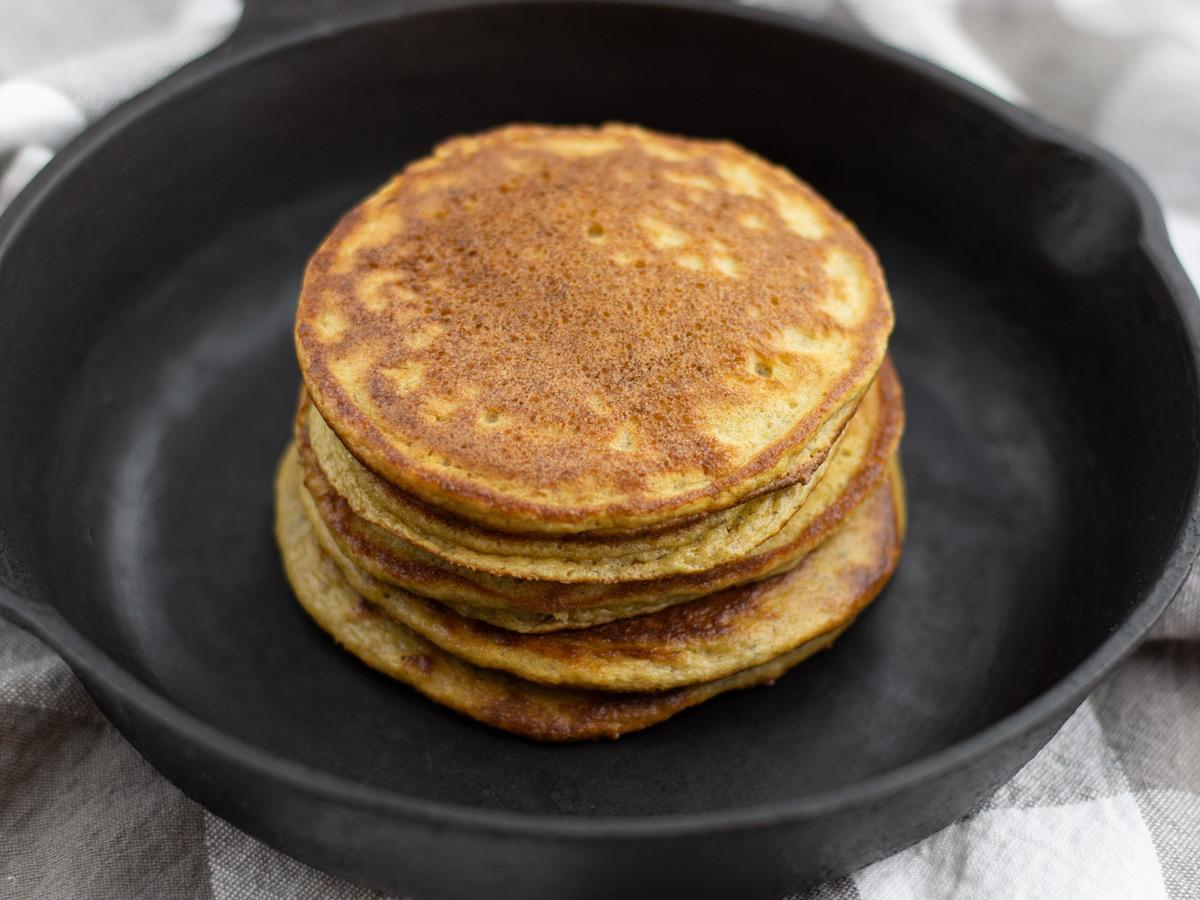 Tasty Almond Flour Pancakes | Wholesome Skillet