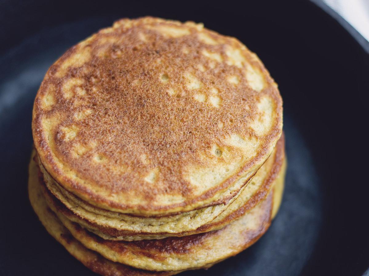 Tasty Almond Flour Pancakes   Wholesome Skillet