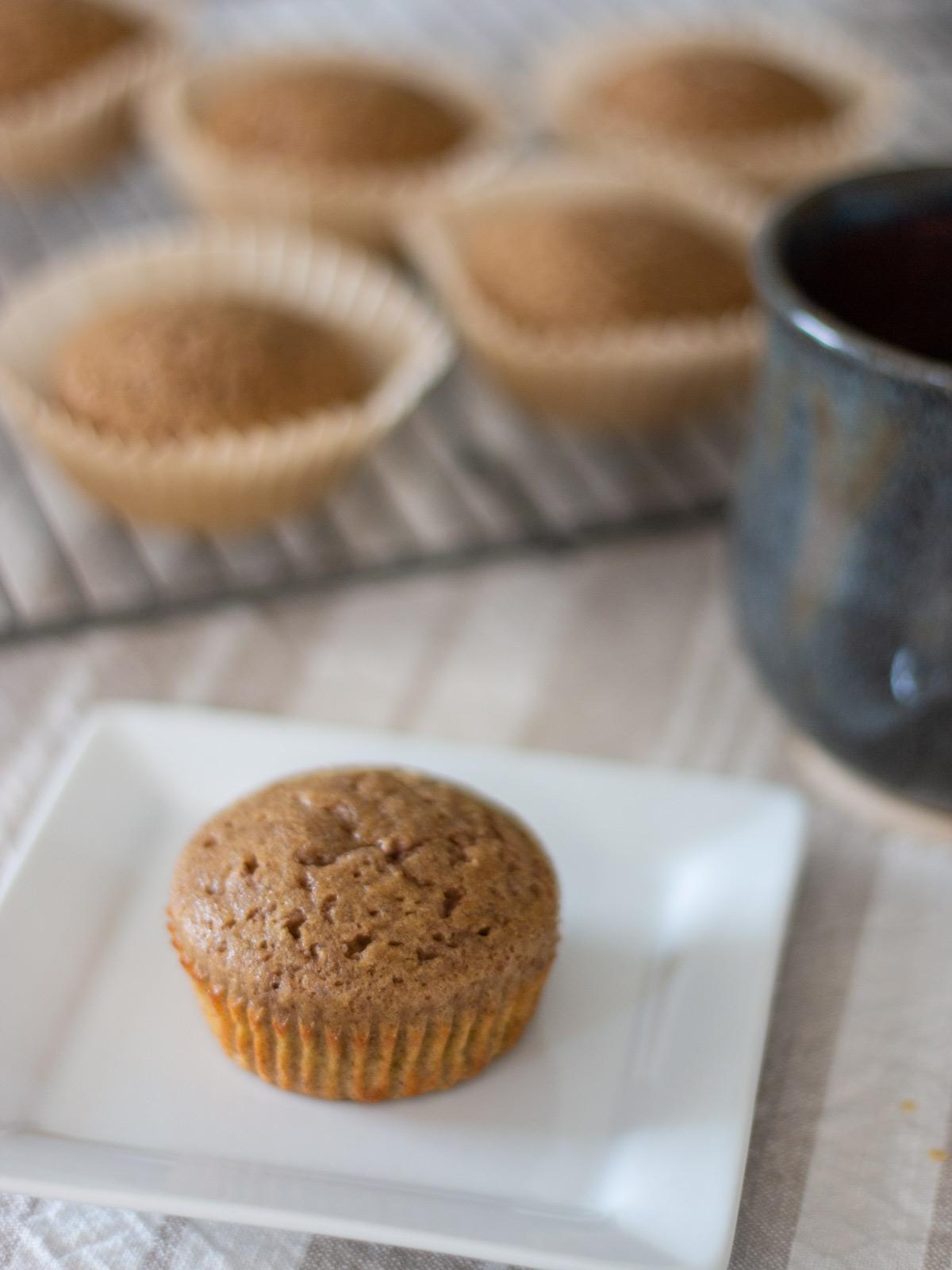 Delicious Cinnamon Spice Muffins (Gluten-Free & Paleo) | Wholesome Skillet