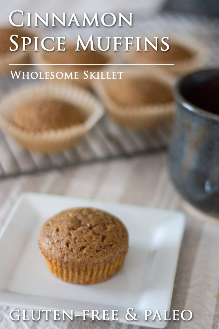 These healthy muffins have a wonderful spiced flavor that the whole family loves.