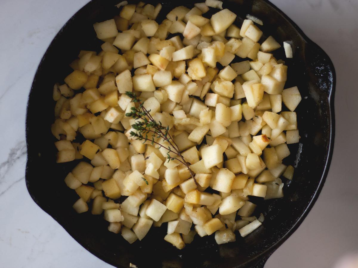 Homemade Apple Chutney   Wholesome Skillet