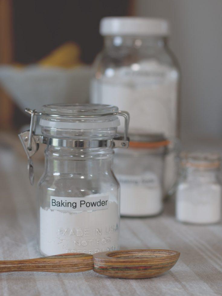 How to Make Homemade Baking Powder (Grain and Gluten Free)