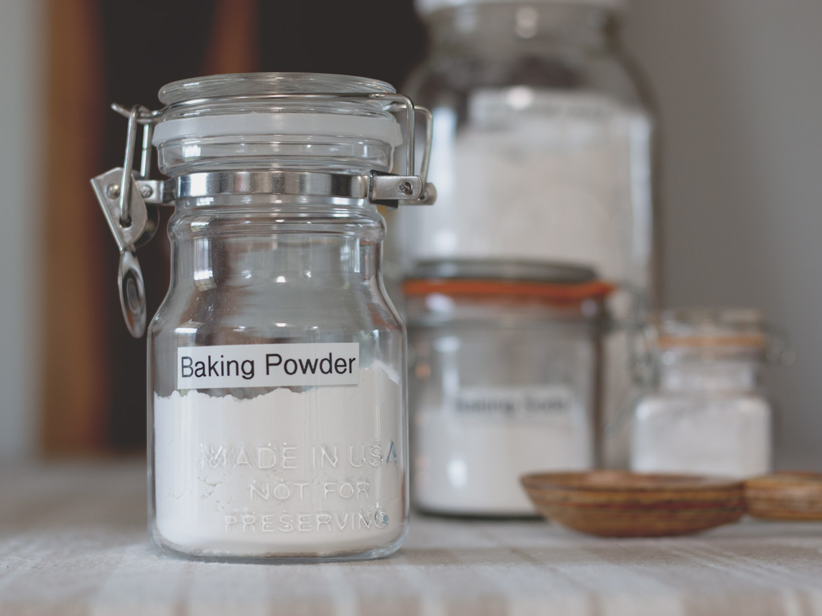 How to Make Gluten Free (Grain Free) Baking Powder