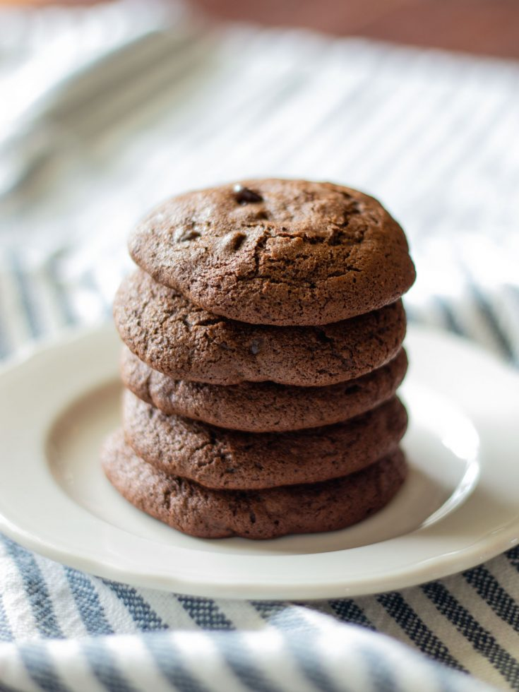 Chocolate Chip Espresso Cookies from Wholesome Skillet - Paleo, Gluten Free, Healthy Cookies